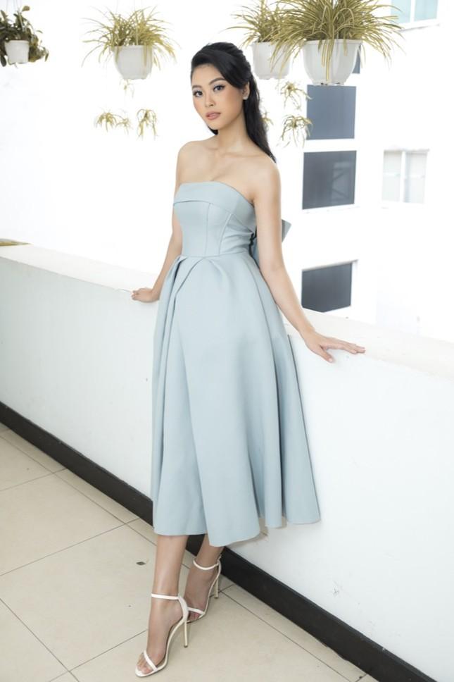Top 5 Hoa hậu Việt Nam 2016 Đào Thị Hà xuất hiện xinh đẹp tại sự kiện thời trang ảnh 3