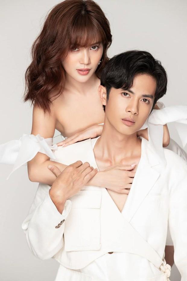 Sau thông tin chia tay, nhìn lại chặng đường yêu của cặp đôi Sĩ Thanh - Huỳnh Phương ảnh 10