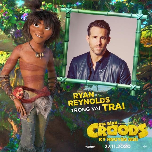 """Điểm lại những màn lồng tiếng ấn tượng của """"Deadpool"""" Ryan Reynolds trên màn ảnh ảnh 6"""