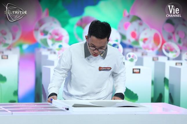 """""""Siêu Trí Tuệ Việt Nam"""" tập 1: Chàng hotboy hóa giải thử thách """"hack não"""" Mã đi tuần ảnh 2"""