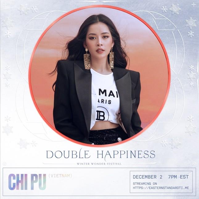 HOT: Chi Pu biểu diễn cùng Chung Ha, ATEEZ và loạt sao châu Á tại lễ hội âm nhạc quốc tế ảnh 2