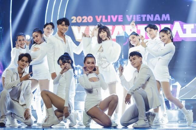 Thiều Bảo Trâm hóa công chúa ngọt ngào tỏa sáng trên sân khấu V Heartbeat ảnh 9