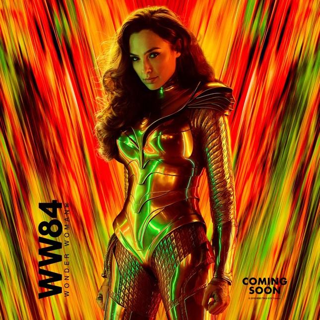 """Ra rạp tuần này, """"Wonder Woman 1984"""" liệu có thỏa mãn sự chờ đợi của fan hâm mộ? ảnh 1"""