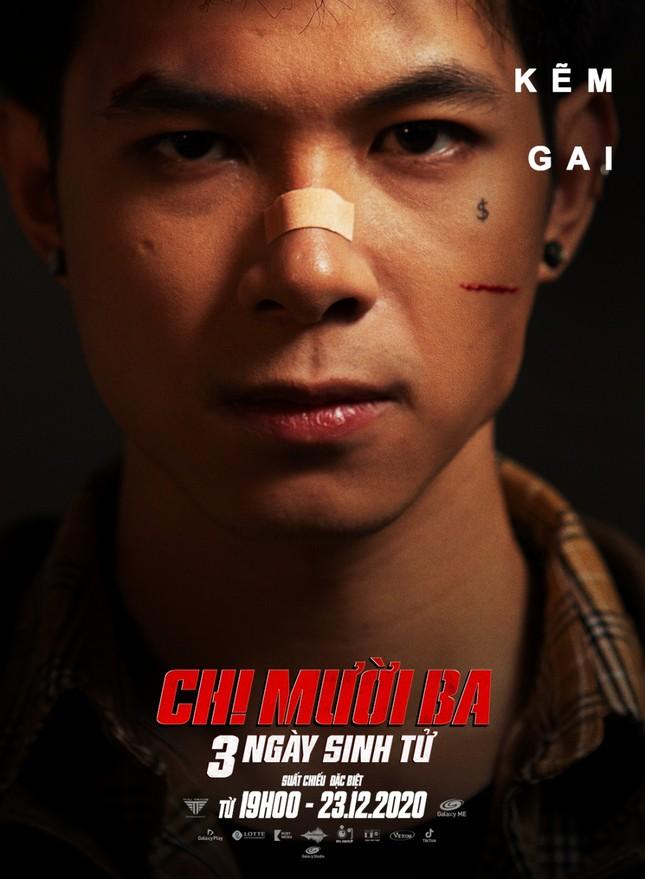 """Kiều Minh Tuấn đối đầu trực diện Thu Trang, quyết """"sống chết"""" ở """"Chị Mười Ba"""" phần 2 ảnh 4"""