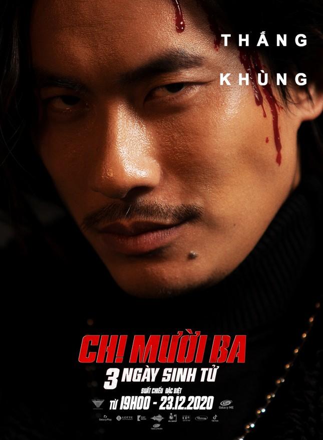 """Kiều Minh Tuấn đối đầu trực diện Thu Trang, quyết """"sống chết"""" ở """"Chị Mười Ba"""" phần 2 ảnh 6"""