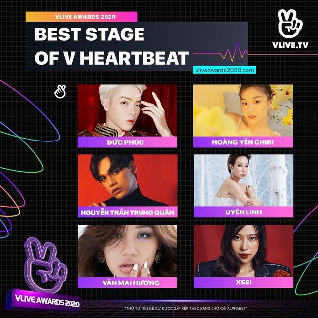 """Giải thưởng """"VLive Awards 2020"""": Rapper 9X HIEUTHUHAI được đề cử """"Nghệ sĩ mới xuất sắc"""" ảnh 1"""