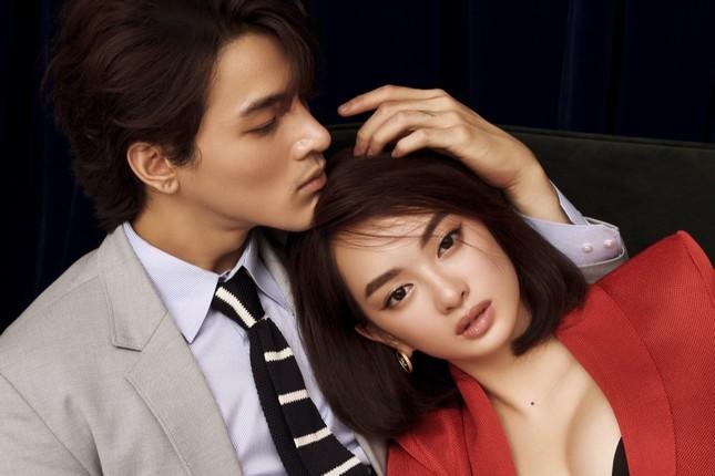 """Kaity Nguyễn khác lạ với tóc ngắn, chụp ảnh thân mật cùng """"người tình màn ảnh"""" mới ảnh 6"""