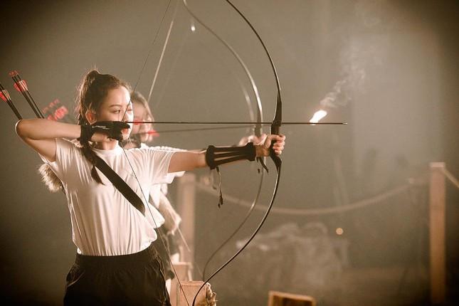 SGO48 trở thành các nữ chiến binh trong MV mới, nhận nhiệm vụ từ Ma Ran Đô, Toof.P (Uni5) ảnh 4