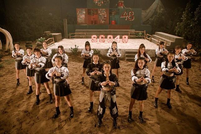 SGO48 trở thành các nữ chiến binh trong MV mới, nhận nhiệm vụ từ Ma Ran Đô, Toof.P (Uni5) ảnh 1