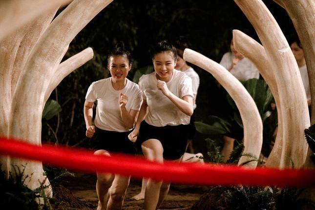 SGO48 trở thành các nữ chiến binh trong MV mới, nhận nhiệm vụ từ Ma Ran Đô, Toof.P (Uni5) ảnh 5