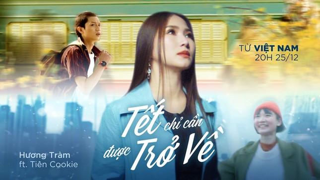 Kết hợp Tiên Cookie, Hương Tràm tuyên bố tái xuất V-Pop bằng 2 câu hát đầy cảm xúc ảnh 2
