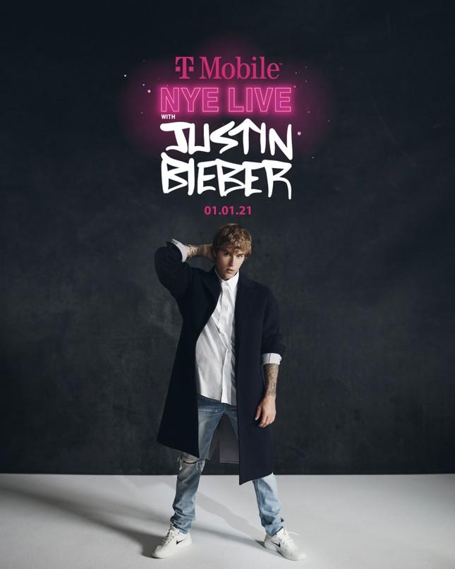 """Justin Bieber tập luyện hết mình cho concert năm mới, fan Việt có thể săn vé """"quẩy"""" cùng ảnh 1"""