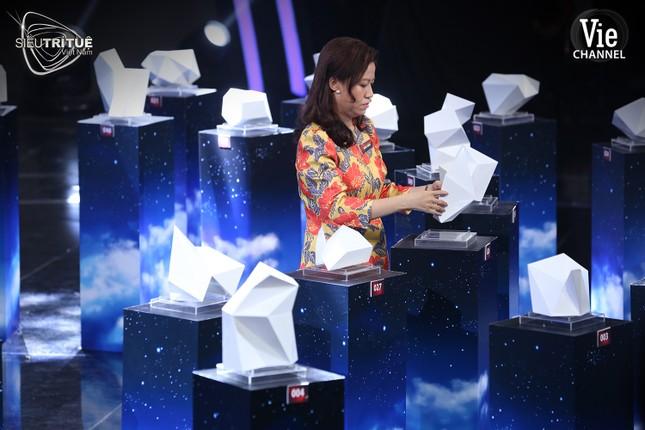 Siêu Trí Tuệ Việt Nam: Thách thức Sudoku lập phương, cậu sinh viên giải đề không cần nhìn ảnh 6