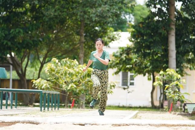 """Nam Thư nói gì về xích mích của Khánh Vân trong chương trình """"Sao nhập ngũ""""? ảnh 7"""