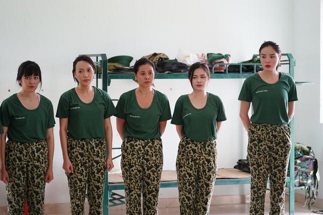 """Nam Thư nói gì về xích mích của Khánh Vân trong chương trình """"Sao nhập ngũ""""? ảnh 4"""