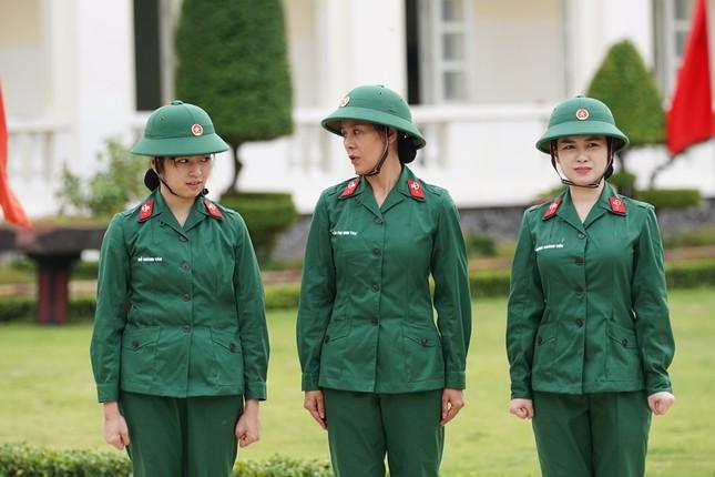 """Nam Thư nói gì về xích mích của Khánh Vân trong chương trình """"Sao nhập ngũ""""? ảnh 3"""