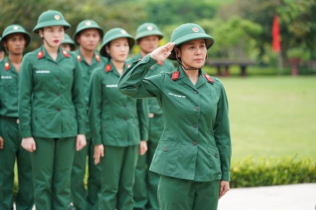 """Nam Thư nói gì về xích mích của Khánh Vân trong chương trình """"Sao nhập ngũ""""? ảnh 6"""