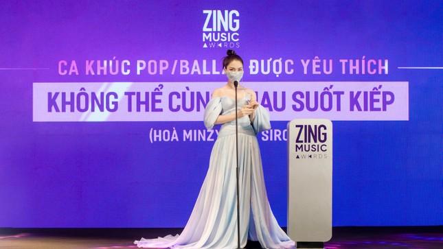 """Jack thắng lớn, lập cú đúp tại lễ trao giải âm nhạc """"Zing Music Awards 2020"""" ảnh 5"""