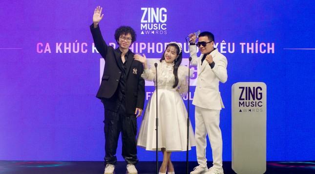 """Jack thắng lớn, lập cú đúp tại lễ trao giải âm nhạc """"Zing Music Awards 2020"""" ảnh 6"""