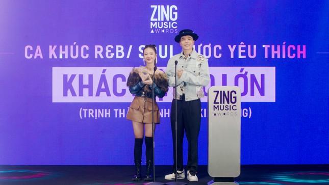 """Jack thắng lớn, lập cú đúp tại lễ trao giải âm nhạc """"Zing Music Awards 2020"""" ảnh 7"""