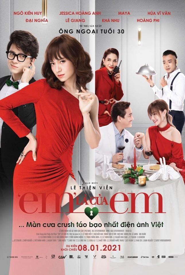 """Diễn viên Ahn Jae Wook khen ngợi khả năng hóa thân của Ngô Kiến Huy trong """"Em là của em"""" ảnh 4"""