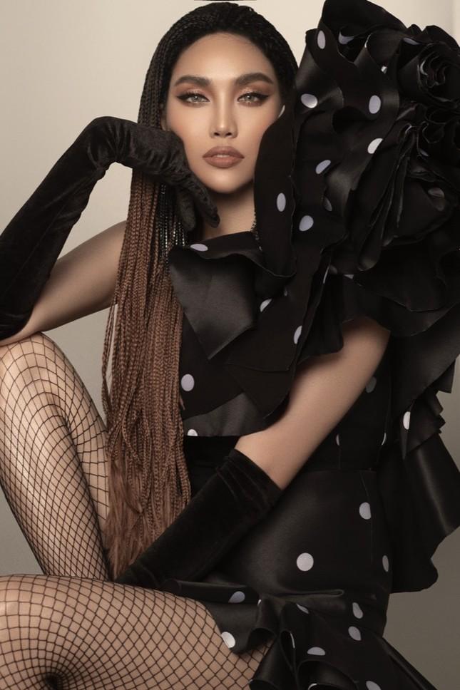 Thanh Hằng, Á hậu Kiều Loan, Mai Ngô tham gia sự kiện thời trang kết hợp Rap Hip-Hop ảnh 3