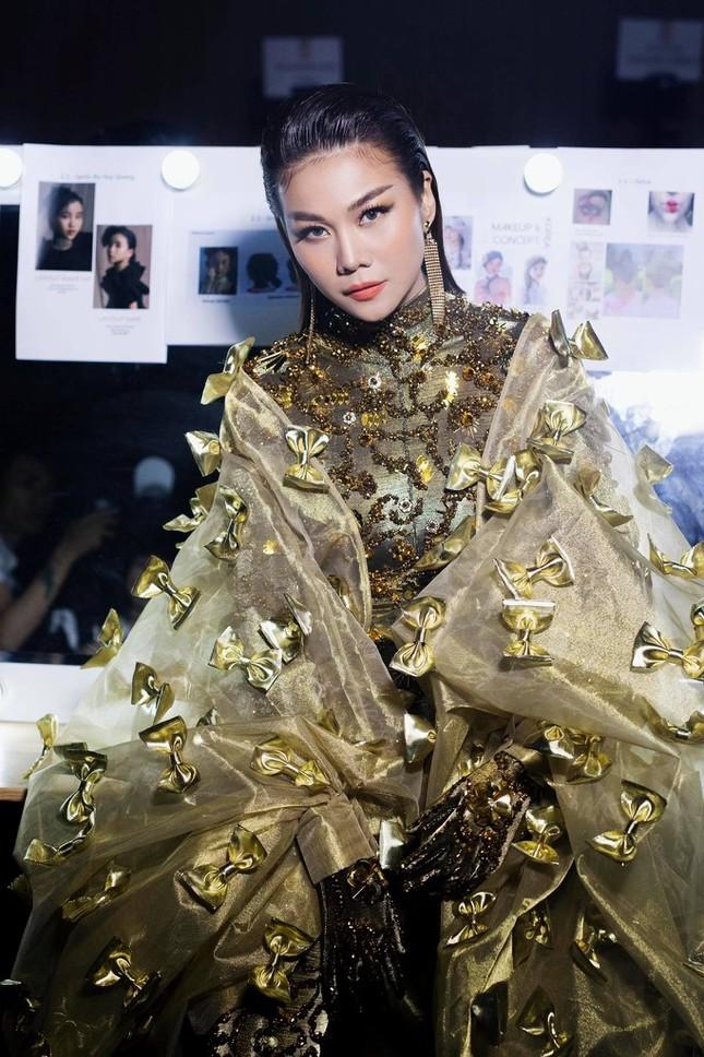 Thanh Hằng, Á hậu Kiều Loan, Mai Ngô tham gia sự kiện thời trang kết hợp Rap Hip-Hop ảnh 4