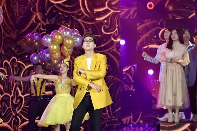 """Bùi Anh Tuấn hát cùng Quán quân """"King of Rap"""", Hòa Minzy nhận rapper Lăng LD làm em trai ảnh 2"""