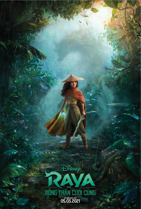 """""""Raya And The Last Dragon"""" tung hình ảnh công chúa Đông Nam Á đầu tiên của Disney ảnh 1"""
