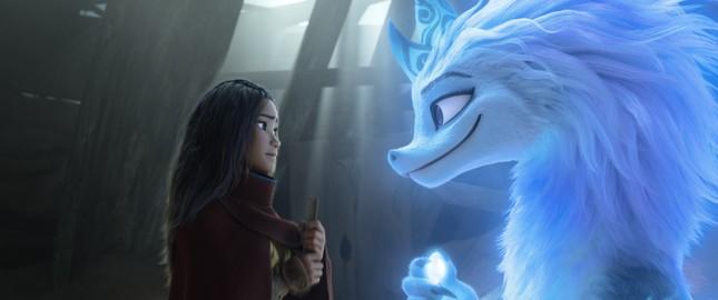 """""""Raya And The Last Dragon"""" tung hình ảnh công chúa Đông Nam Á đầu tiên của Disney ảnh 2"""