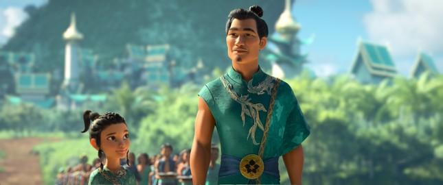 """""""Raya And The Last Dragon"""" tung hình ảnh công chúa Đông Nam Á đầu tiên của Disney ảnh 5"""