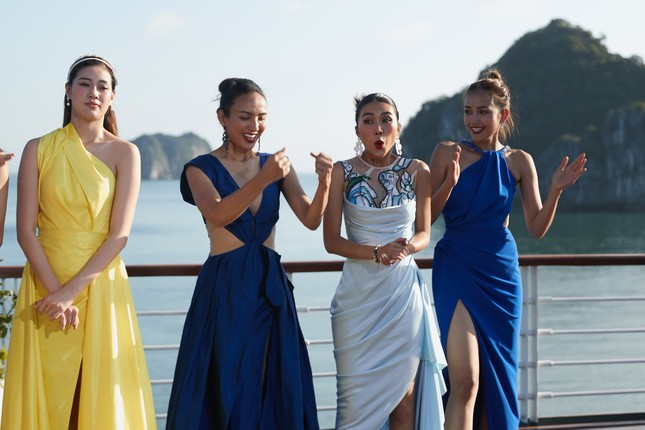 Vietnam Why Not: Võ Hoàng Yến, Hoàng My, Kim Duyên vượt loạt thử thách để giành giải Quán quân ảnh 2