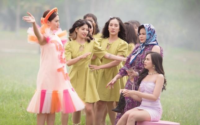 Ngọc Thanh Tâm kết hợp Ricky Star tung MV nhạc phim, concept tươi tắn chuẩn mùa Tết ảnh 4