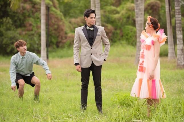 Ngọc Thanh Tâm kết hợp Ricky Star tung MV nhạc phim, concept tươi tắn chuẩn mùa Tết ảnh 3