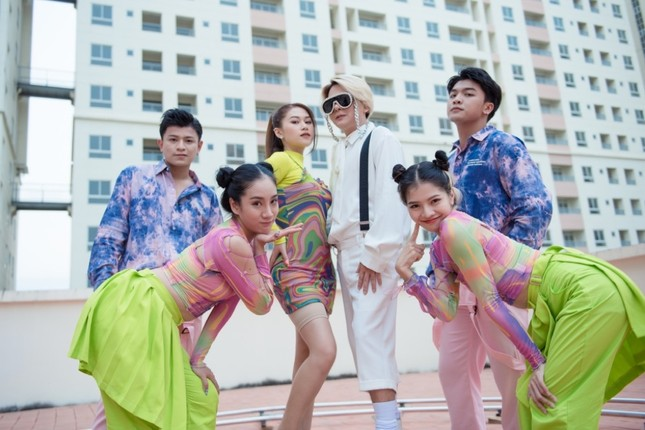 Ngọc Thanh Tâm kết hợp Ricky Star tung MV nhạc phim, concept tươi tắn chuẩn mùa Tết ảnh 2