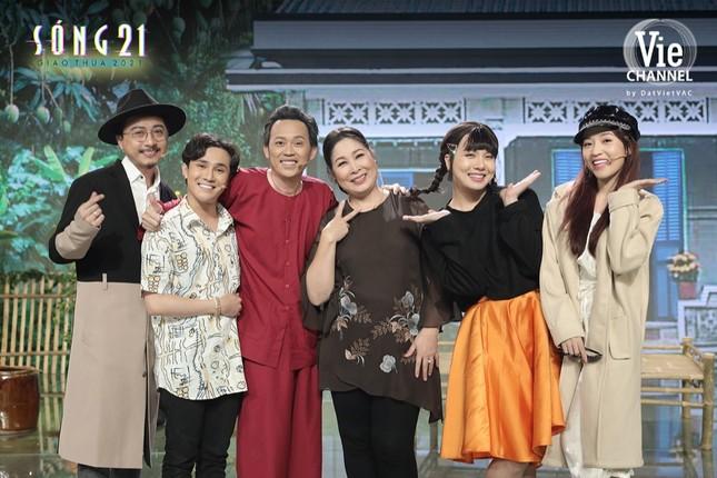 Danh hài Hoài Linh nhập vai Binz, trở lại màn ảnh nhỏ trong đêm Giao thừa Tết Tân Sửu ảnh 1