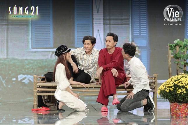 Danh hài Hoài Linh nhập vai Binz, trở lại màn ảnh nhỏ trong đêm Giao thừa Tết Tân Sửu ảnh 2