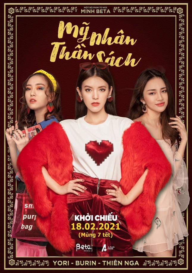 Thiên Nga (The Face) kết hợp cùng nam thần Thái Lan trong phim học đường về giới siêu giàu ảnh 3