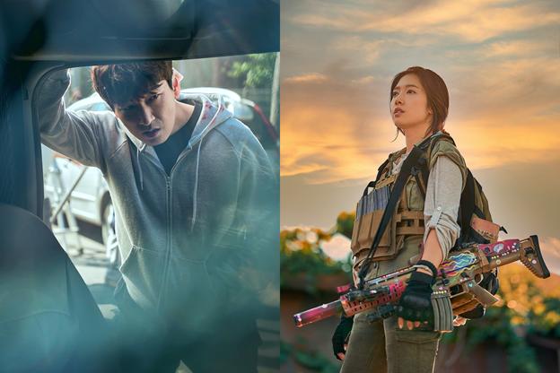 Phim Hàn tháng 2: Song Joong Ki hóa luật sư băng đảng, Park Shin Hye giải cứu thế giới ảnh 2