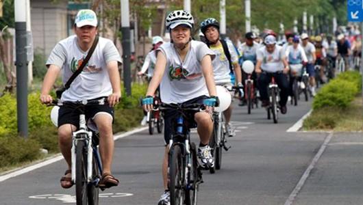 """Đạp xe - bộ môn thể dục """"hot trend"""" của người dân châu Á giữa vòng xoáy dịch bệnh ảnh 2"""