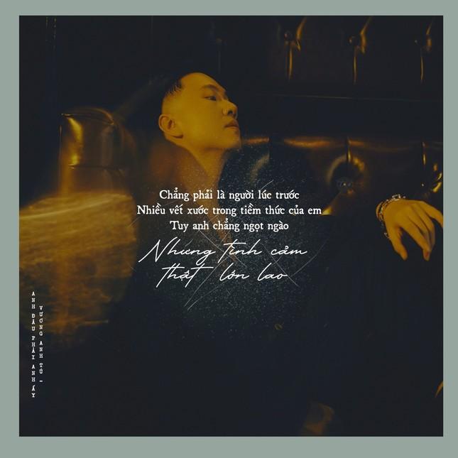 Ra mắt MV mới, nhạc sĩ Vương Anh Tú muốn được xem là ca sĩ có khả năng sáng tác ảnh 4