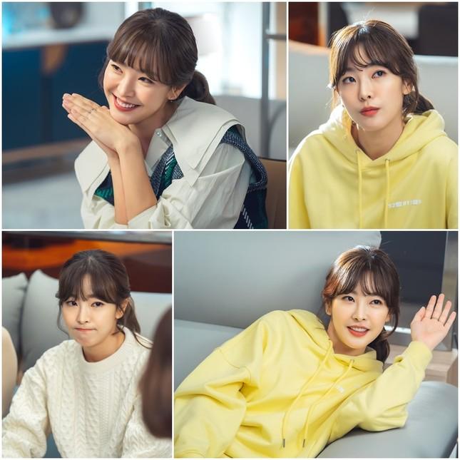 """""""Cung phi ngây thơ"""" Go Won Hee hóa thành """"người đến từ vì sao"""" trong phim mới """"Revolutionary Sisters"""" ảnh 2"""