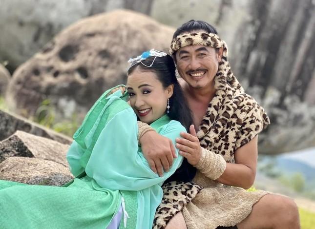 Vào vai chàng Khờ trong phim mới, Huỳnh Đông bị chấn thương gãy tay trên phim trường ảnh 4