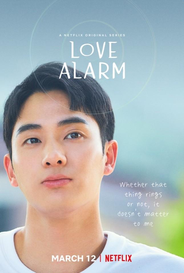 """Độc quyền: Trò chuyện cùng Kim Sohyun, Song Kang và đạo diễn phim """"Love Alarm 2"""" ảnh 6"""