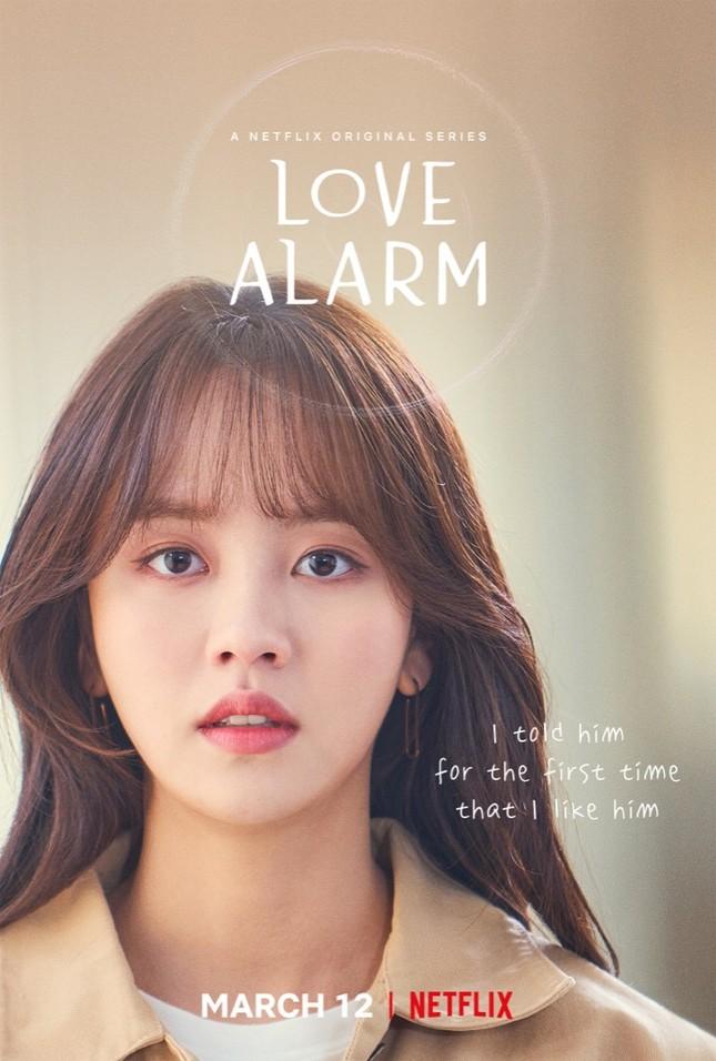 """Độc quyền: Trò chuyện cùng Kim Sohyun, Song Kang và đạo diễn phim """"Love Alarm 2"""" ảnh 5"""
