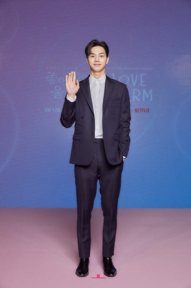"""Độc quyền: Trò chuyện cùng Kim Sohyun, Song Kang và đạo diễn phim """"Love Alarm 2"""" ảnh 3"""