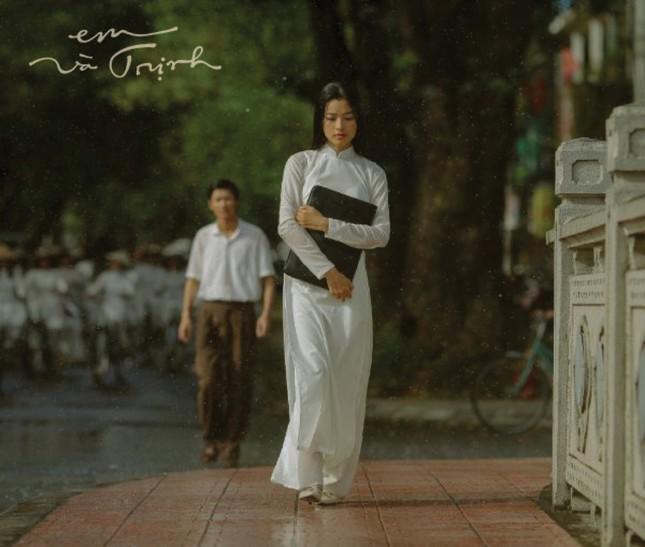 """Nàng Diễm trong phim điện ảnh """"Em và Trịnh"""" đang được nhiều người quan tâm là ai? ảnh 4"""