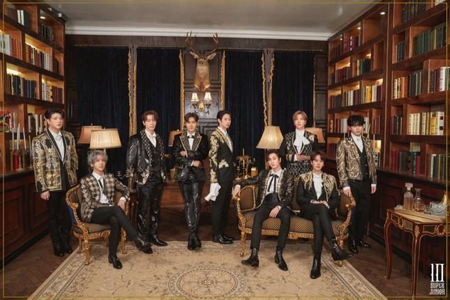 """Super Junior khiến các E.L.F """"bùng nổ"""" khi chơi lớn ra tận 13 phiên bản album mới ảnh 2"""