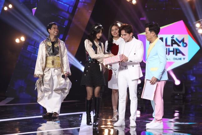 """Vừa được song ca cùng đàn anh Đan Trường, Juky San tiếp tục ẵm món quà """"siêu bất ngờ"""" ảnh 6"""