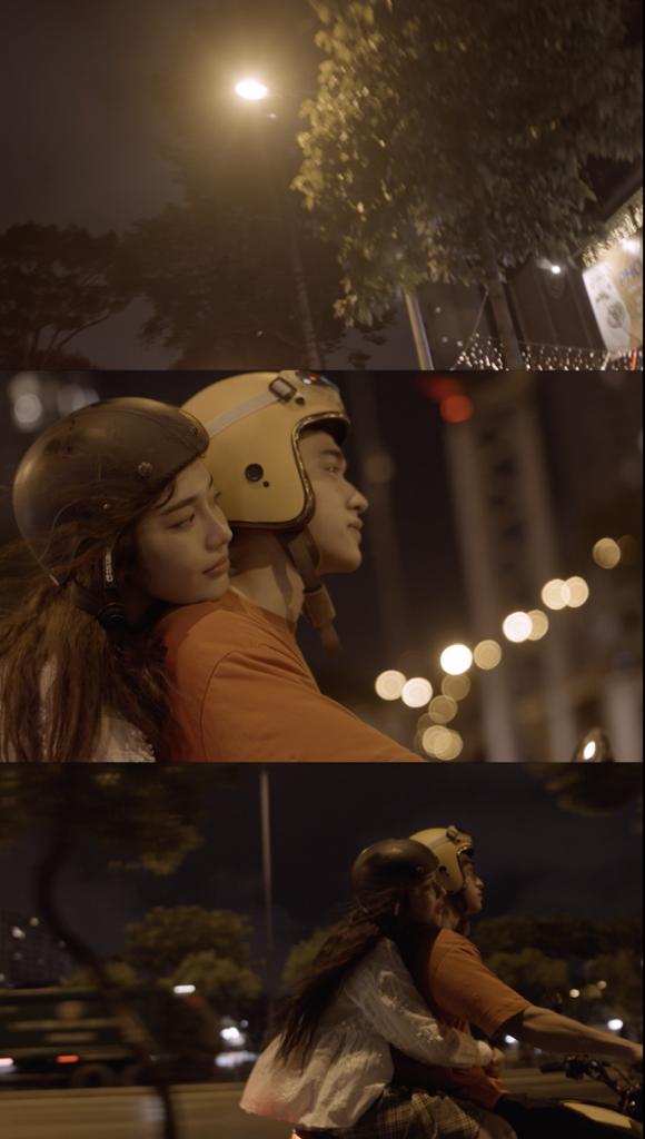 """Tân binh Hoàng Duyên kết hợp cùng Hứa Kim Tuyền tung teaser MV """"Sài Gòn Đau Lòng Quá"""" ảnh 5"""